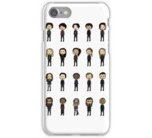 the 100 pixel art iPhone Case/Skin