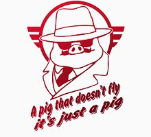Red Pig  Unisex T-Shirt