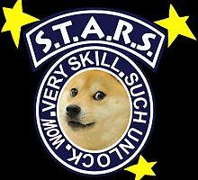 Doge S.T.A.R.S. by Spyder1246