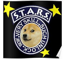 Doge S.T.A.R.S. Poster