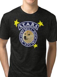 Doge S.T.A.R.S. Tri-blend T-Shirt