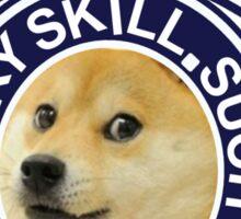Doge S.T.A.R.S. Sticker