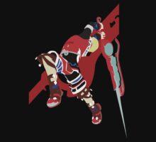 Super Smash Bros Shulk by Dori Designs
