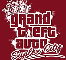 Grand Theft Auto XXX1 - Suplex City V03 by coldbludd