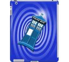 Tardis Tee iPad Case/Skin