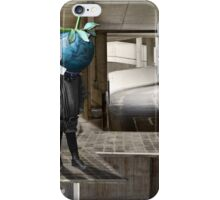Berry Boy in Rotterdam. iPhone Case/Skin