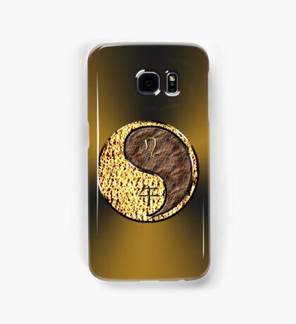 Leo & Horse Yang Earth Samsung Galaxy Case/Skin