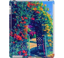 The Bower Entrance iPad Case/Skin