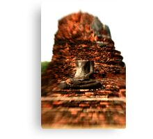 thailand metaphor Canvas Print