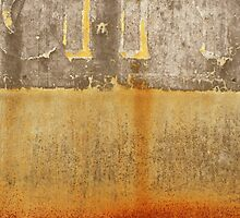 Rusted City by Karen Jayne Yousse