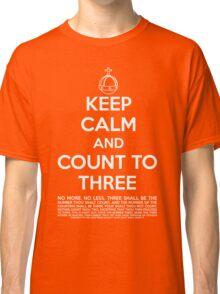 Keep calm and kill the bunny. Classic T-Shirt