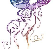 Jelly Fish by sampsonknight