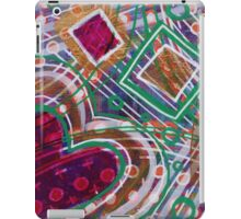 Movement from the Heart Space: Inner Power Paintings iPad Case/Skin