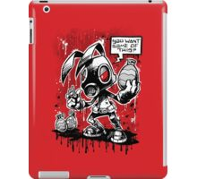 RvB - Not you average easter bunny iPad Case/Skin