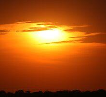 Hellfire Sunset by Cheyenne