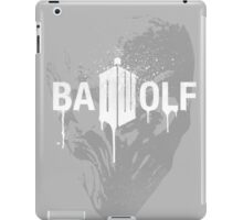 Don't forget about Bad Wolf iPad Case/Skin