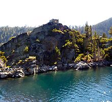 Fanette Island by Steve Hunter
