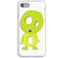 Monster H iPhone Case/Skin