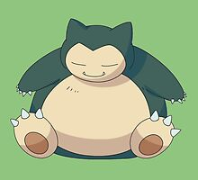 SNORLAX by NAAY
