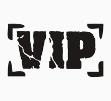 VIP very important Person Kids Tee