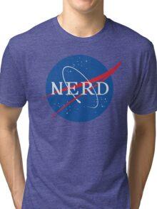 NASA Nerd Tri-blend T-Shirt