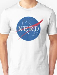 NASA Nerd Unisex T-Shirt