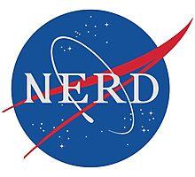 NASA Nerd Photographic Print