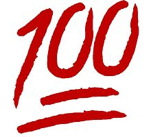 100 by Michael Wright