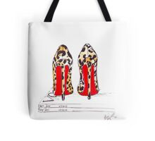 Louboutin Obsession Tote Bag