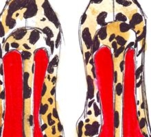 Louboutin Obsession Sticker