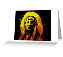 Gold Chief Greeting Card