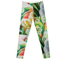 LiLies of The Valley Leggings