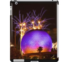 Epcot IllumiNations iPad Case/Skin