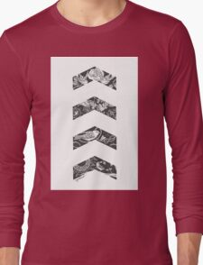 Liam's Chevrons Long Sleeve T-Shirt