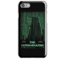THE EXTERMINATRIX iPhone Case/Skin