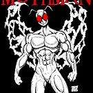 Mothman by MetalheadMerch