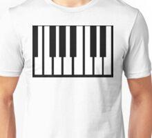 Keyboard Keys Unisex T-Shirt