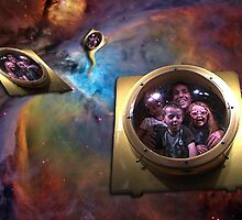 Lost In Space  by Elizabeth Burton