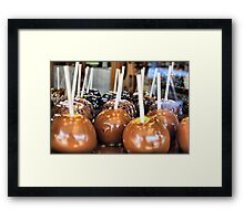 Apple a Day Framed Print