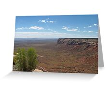 View of Utah ~ Landscape Greeting Card