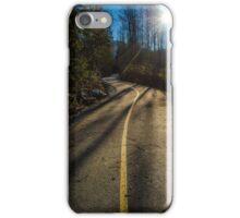Bikers Trail iPhone Case/Skin