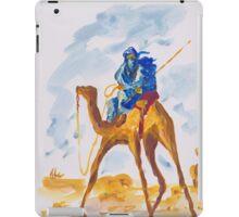 Azure Berber iPad Case/Skin