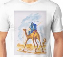 Azure Berber Unisex T-Shirt