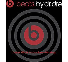 Beats By Dr Dre Photographic Print