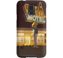 Cozy Cone Motel Samsung Galaxy Case/Skin