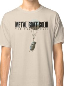 METAL GOAT SOLID - THE FULTON PAIN Classic T-Shirt