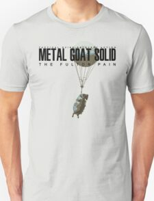 METAL GOAT SOLID - THE FULTON PAIN Unisex T-Shirt