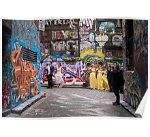Hosier Lane 2015 Poster