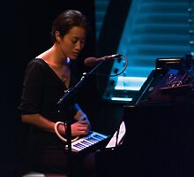 Vienna Teng At The Bimhuis 14 by Pepijn Sauer