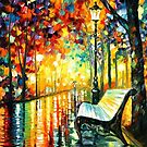 She Left... — Buy Now Link - www.etsy.com/listing/125813144 by Leonid  Afremov